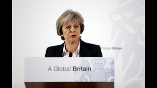 The Latest: Stiglitz surprised by UK