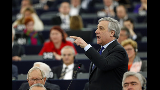 Tajani alliance declared on European Parliament election day