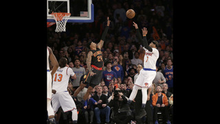 Even as Knicks tumble again, Carmelo wants to be in New York