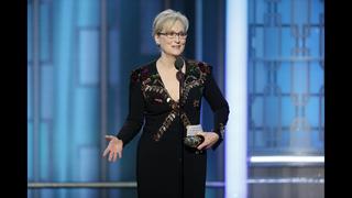 Streep, Meyers,