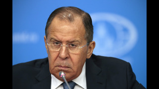 The Latest: Lavrov says US tried to recruit diplomats
