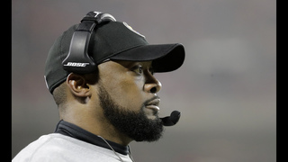 Tomlin: Brown foolish to livestream postgame locker room