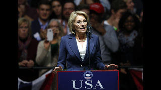 DeVos likely to push school choice as education secretary