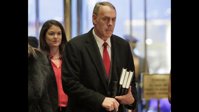 Interior Nominee Zinke To Be Quizzed On Public Lands Coal Wsb Tv