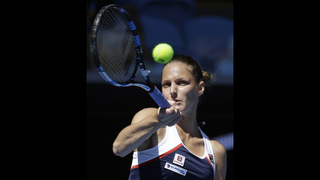 Pliskova, Konta continue winning runs in Australia