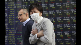Asian shares mixed, Japan