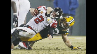 Leaky pass defenses to be tested when Packers meet Falcons