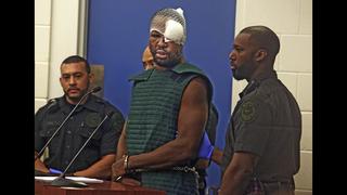 The Latest: 1st degree murder filed in slain officer case