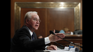 Company that Trump HHS pick invested in faced criminal fine