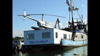 Sentencing reset for Alaska strip club owner in dumping case