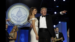 Trump wraps up ceremony, turns to governing