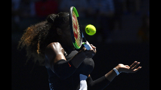 Serena Williams into Australian Open quarterfinals