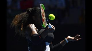 Williams relies on Plan B to reaches Australian Open QFs