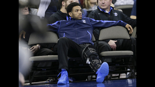 AP TOP 25 REWIND: No. 7 Creighton has rough week of losses