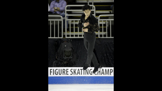 Chen lands 5 quads to win US figure skating title with ease