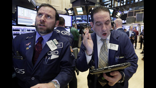 US stock indexes head lower in afternoon trading, oil slides