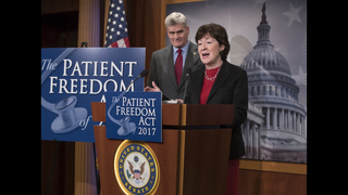 2 GOP senators would let states keep Obama health law