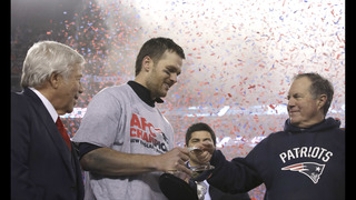 Challenges not enough to deny Patriots 9th Super Bowl berth