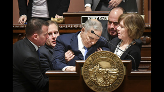 Minnesota Gov. Mark Dayton says he has prostate cancer