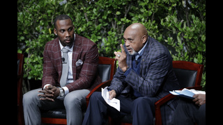 Anquan Boldin, others say communication is key in activism