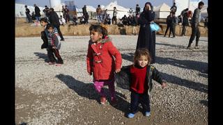UN: 750,000 still living under militant rule in Iraq