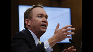 Trump budget pick: Cut benefit programs; tax hikes on table