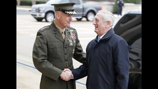NATO, Pentagon chiefs discuss military budgets, terrorism