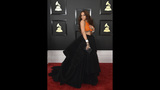 PHOTOS: 2017 Grammys Red Carpet - (15/29)