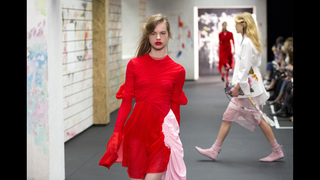 Fashion takes London by storm with Preen, Topshop, Mulberry