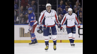 Rangers slip past Capitals for 2-1 win