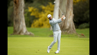 Johnson pulls away to 5-shot lead at Genesis Open
