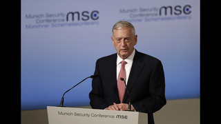 Mattis to decide soon on troop levels in Afghanistan