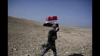 Iraqi forces launch offensive to drive IS from western Mosul