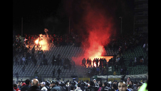 Egypt high court upholds death sentence of 10 in soccer riot