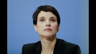 German nationalist Petry met with Putin allies