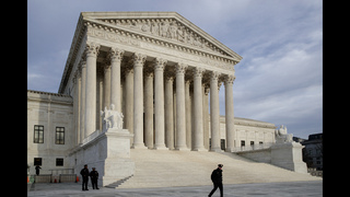 Supreme Court weighs case of Mexican boy slain across border