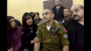 Military court set to hand down sentence for Israeli soldier
