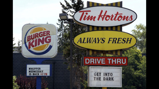 Burger King, Tim Hortons parent to buy Popeyes for $1.8B