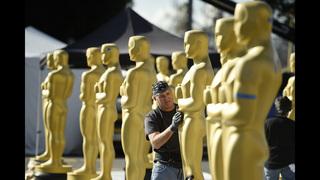 Oscars look to