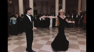 Dresses that tell a story: Princess Diana