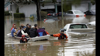 San Jose mayor admits failures in flood evacuation order
