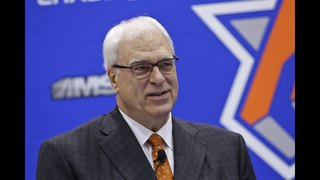 In nearly 3 years on job, Phil Jackson hasn