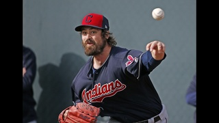 Eyes on prize: Indians nervous about Miller pitching in WBC