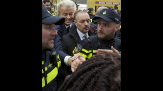 Dutch security officer held for suspected Wilders data leak