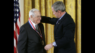 Nobel-winning economist Kenneth J. Arrow dies at 95