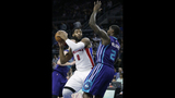 Pistons rally from 18 down, beat Hornets 114-108 in OT