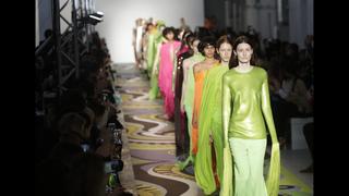 Italian fashion contrasts: Audacious Pucci, modest Max Mara