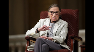 Justice Ginsburg praises media and the role of free press