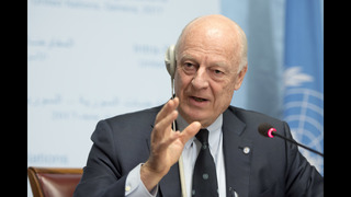 UN-sponsored Syria talks resume in Geneva after 10 months