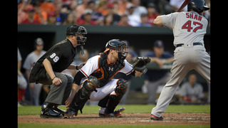 Wieters joins Nationals; Judge hits long homer for Yankees